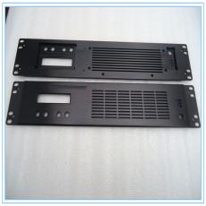 供應 鋁合金功放面板 音響面板加工