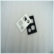 供应多功能插座铝面板机加工