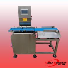 重量分级皮带式牛排/猪排/鸡排重量分选机