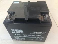 艾默森蓄电池NP24-12 12V24AH厂家代理报价