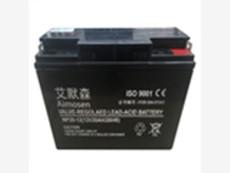 艾默森蓄电池NP50-12 12V50AH水利发电专用