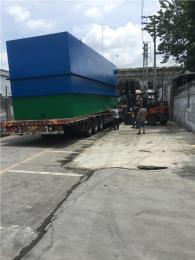 獅山鎮發貨到宜黃縣的大件設備運輸車隊