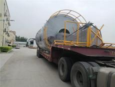 獅山鎮發貨到府谷縣的大件設備運輸車隊
