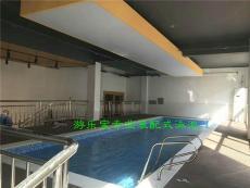 天津室内大型钢结构游泳池水育早教游泳池健