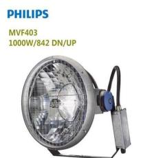 厂家飞利浦MVF403-2000W大功率双端投光灯灯具,体育场大功率
