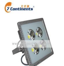 广东七大洲专业生产QDZ-280W LED11人制足球场照明灯