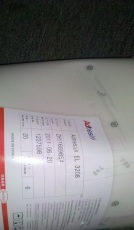 漢高3208粘接煙酒食品盒等用水性壓敏膠