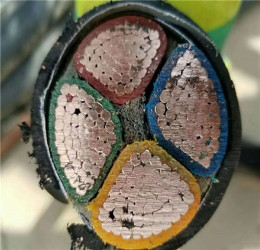 3芯240电缆回收 3x300铝电缆回收今日消息
