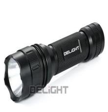 供应 德莱特牌LED强光手电筒 超强光手电筒FL12