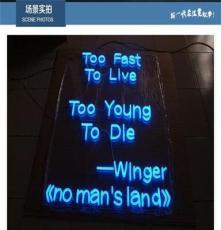 上海丽雨LED柔性霓虹灯户外装饰灯