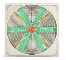 欧镨斯厂房通风降温玻璃钢负压风机