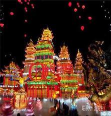 自贡灯会灯展设计制作、自贡专业彩灯制作公司规划设计灯展活动