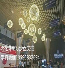 肇庆沙盘商场购物中心中庭中空售楼中心-吊灯饰厂家直销批发价格