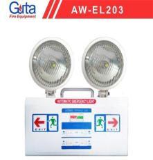 外貿出口 消防應急雙頭照明燈 LED 應急燈 消防指示燈
