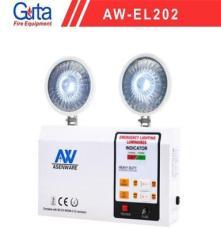 外貿出口 消防應急燈LED安全出口燈 應急照明燈 消防指示燈 6V