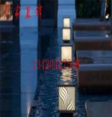 防水簡約大氣門柱燈別墅景區項目工程圍墻燈