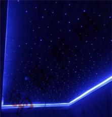 家庭影院影音室星空吊頂定制星光頂光纖燈