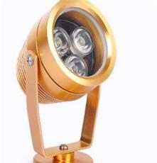 供应LED投射灯3W5W投光灯工程灯庭院灯聚光景观灯户外室外