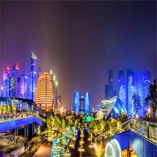 專業亮化設計公司體現出不同的建筑照明設計