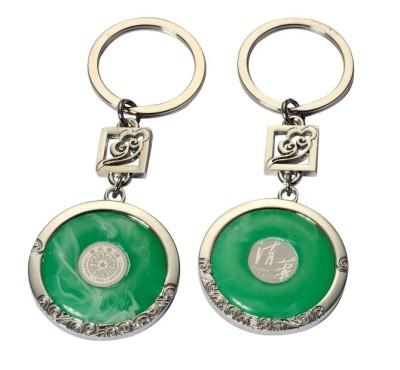 长沙青花瓷钥匙扣定做青花瓷书签设计制作
