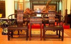 深圳红木家具回收  越南红木家具好便宜