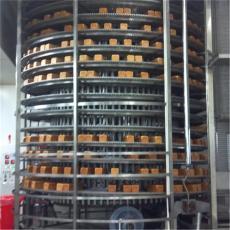 螺旋冷凍輸送塔 A濟南螺旋冷凍輸送塔制造商