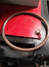 数控液压铁丝打圆机铁丝自动卷圆机打圈机