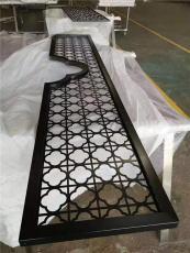 水镀黑钛梅花花格不锈钢屏风隔断装饰