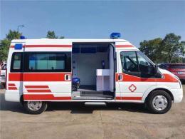 延安120长途救护车出租欢迎来电