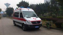 陇南新生儿救护车出租价格多少欢迎咨询