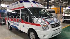 宝鸡跨省120救护车出租上门接送