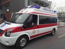 渭南120救护车出租上门接送