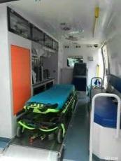 咸阳私人120救护车出租请致电