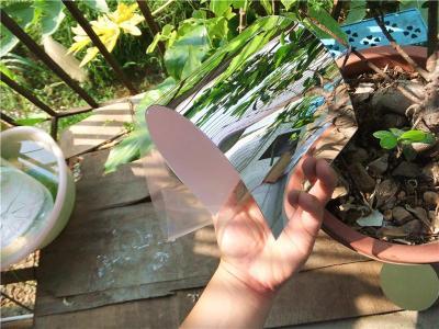 厂家生产 PC软镜子 玩具PC镜子 软镜子 环保