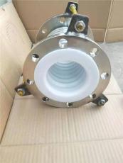 316材質不銹鋼襯四氟通用型波紋補償器