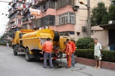 太原晋阳街抽粪抽泥浆清洗疏通管道公司