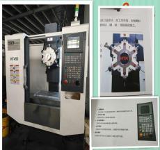 江苏HTK450钻攻中心厂家订制批发可加四轴