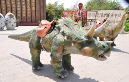 自貢仿真動物價格 不腐蝕的仿真恐龍模型