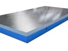 铸铁焊接平台划线平台 数控机床铸件 系船柱