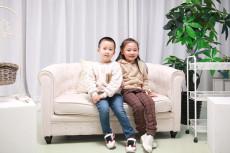 泰特厂家供应儿童双面绒卫衣童装冬加绒