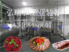盒装血豆腐加工设备-血豆腐生产设备厂家