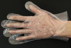 一次性透明聚乙烯PE衛生薄膜手套價格