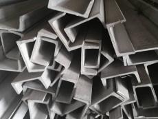 国标316L不锈钢槽钢 枣庄不锈钢槽钢批发