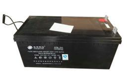 6FM-200長海斯達蓄電池12V200AH包含安裝