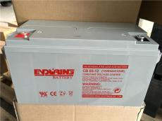 CB65-12恒力鉛酸蓄電池12V65AH直流屏專用