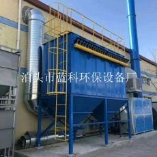 腾科自制燃煤锅炉脉冲布袋除尘器规格齐全