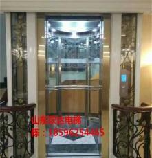 住宅家用电梯/2层楼小型别墅梯-无机房曳引式电梯-山东欣达电梯