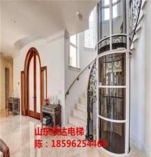 河南电梯公司/小型别墅电梯/丝杠家用电梯/井道占地面积小