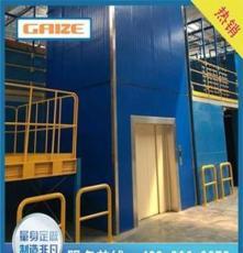 有机房载货电梯一吨 可订制 质量保证