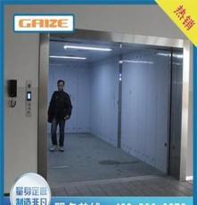 曳引式汽车电梯 停车库
